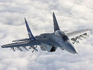 MiG-35 スーパーファルクラム